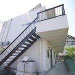 徳島市八万町 収益アパート外観